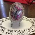 Easter Eggs - sequinned