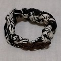 Black & Off White Bracelet  Mother's Day Sale