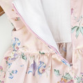 Eco Pink Floral Toddler Dress Size 3