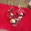 CHRISTMAS Seedpod Decorations