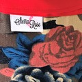 Half Apron Denim Cargo Roses Six pockets FREE POST!