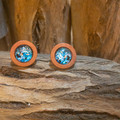 Forest Wood Studs - Forest