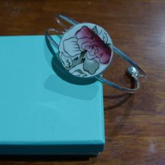 Indian Tree Cuff Bracelet    #001