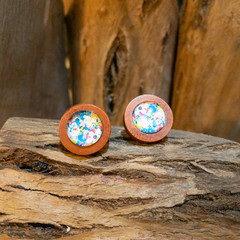Forest Wood Studs - Spring