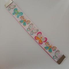 Butterfly webbing bookmark