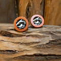 Forest Wood Studs - Birds
