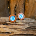 Forest Wood Studs - Oriental