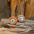 Forest Wood Studs - Royal