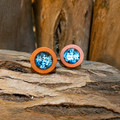 Forest Wood Studs - Marble