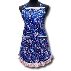 Strawberry Fields ladies one piece apron