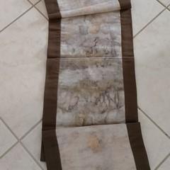 Eucalyptus Print Table Runner, XMas Gift for Home