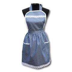 Polkadots and Moonbeams ladies traditional apron