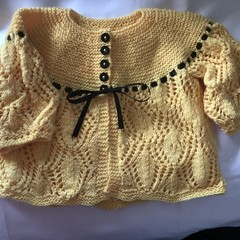 Baby jacket size 3-6 months