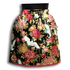 Nights of Orient ladies half apron