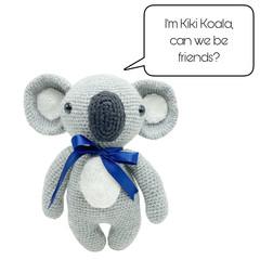 Kiki the Koala - from the Red George cuddle crew