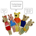 Pick me! Pick your favourite bear from the Red George cuddle crew