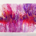 """""""Fire & Ice"""" 45 x 60cm (18x24in) Wall Art"""