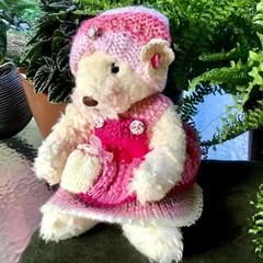 Teddy Bear 'JERSEY'