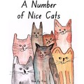 A Number of Nice Cats - counting book with watercolour illustrations