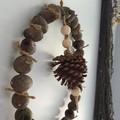 Gumnut & Pinecone Wreath