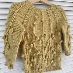 'Willow' wool jumper