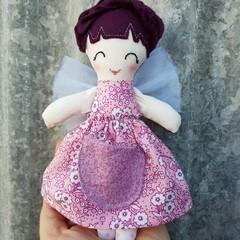 Handmade Tooth fairy doll