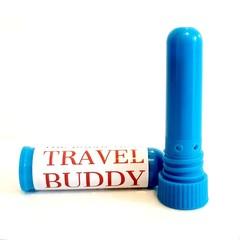 TRAVEL BUDDY - Children's Aromatherapy Inhaler for travel sickness