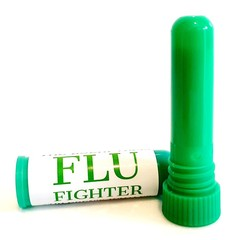 FLU FIGHTER - Children's Aromatherapy Inhaler for colds and flu