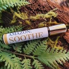 AMAZON: SOOTHE Muscle Aches 10ml Aromatherapy Essential Oil Roller