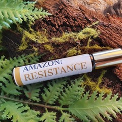 AMAZON: RESISTANCE Immune Booster 10ml Aromatherapy Essential Oil Roller
