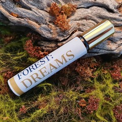 FOREST: DREAMS 10ml Aromatherapy Essential Oil Roller For Sleep
