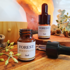 FOREST: REJUVENATION - Diffuser Blend Aromatherapy Essential Oil