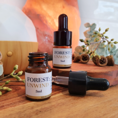 FOREST: UNWIND - Diffuser Blend Aromatherapy Essential Oil