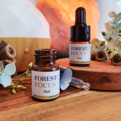 FOREST: FOCUS - Diffuser Blend Aromatherapy Essential Oil