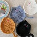 Kitty Cat Coasters