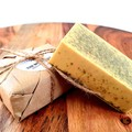 The Bodhi Tree: Thyme and Turmeric Soap Bar 100g - Vegan Friendly