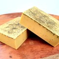 The Bodhi Tree: Thyme and Turmeric Soap Bar 100g - Vegan Friendly