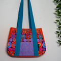 Summer Field Flowers Handbag