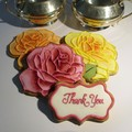 Cookie Roses to say 'Thank You'