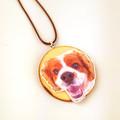 Custom Handmade Pet Necklace