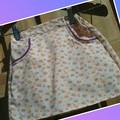 Size 2 Girls Pocket Skirt