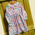 Size 4 Long Sleeved Tea Party Dress