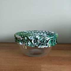 Reversible and washable cotton bowl covers | Eco friendly alternative to plastic
