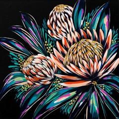 New Sensation Floral Print
