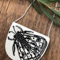 Moth Pendent