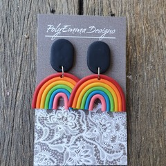 Rainbow Dangle - Short