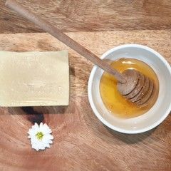 Camomile Tea & Honey Shampoo Bar