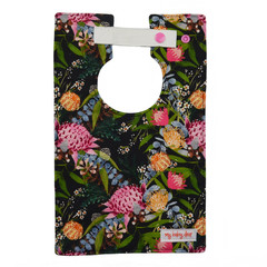 Outback Floral Large Style Bib
