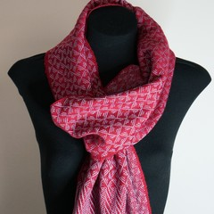Handwoven 100% Cotton Scarf