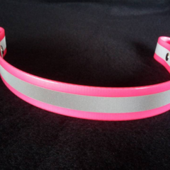 Reflective / safety horse brow bands